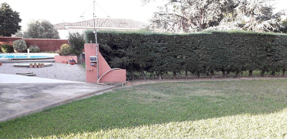 Aire camping-car à Soler (66270) - Photo 1